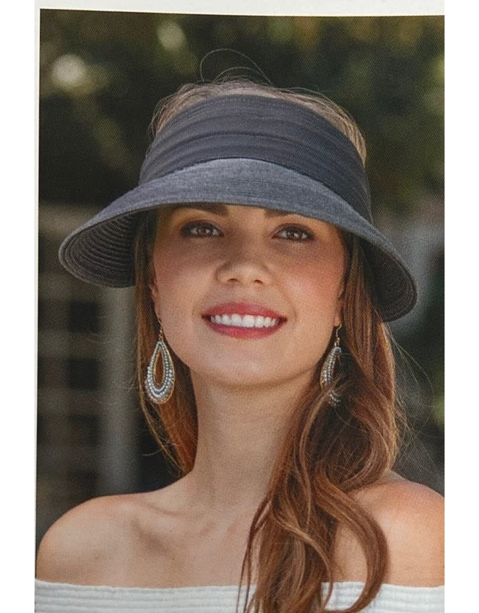 Wave Hat- Ladies Visor