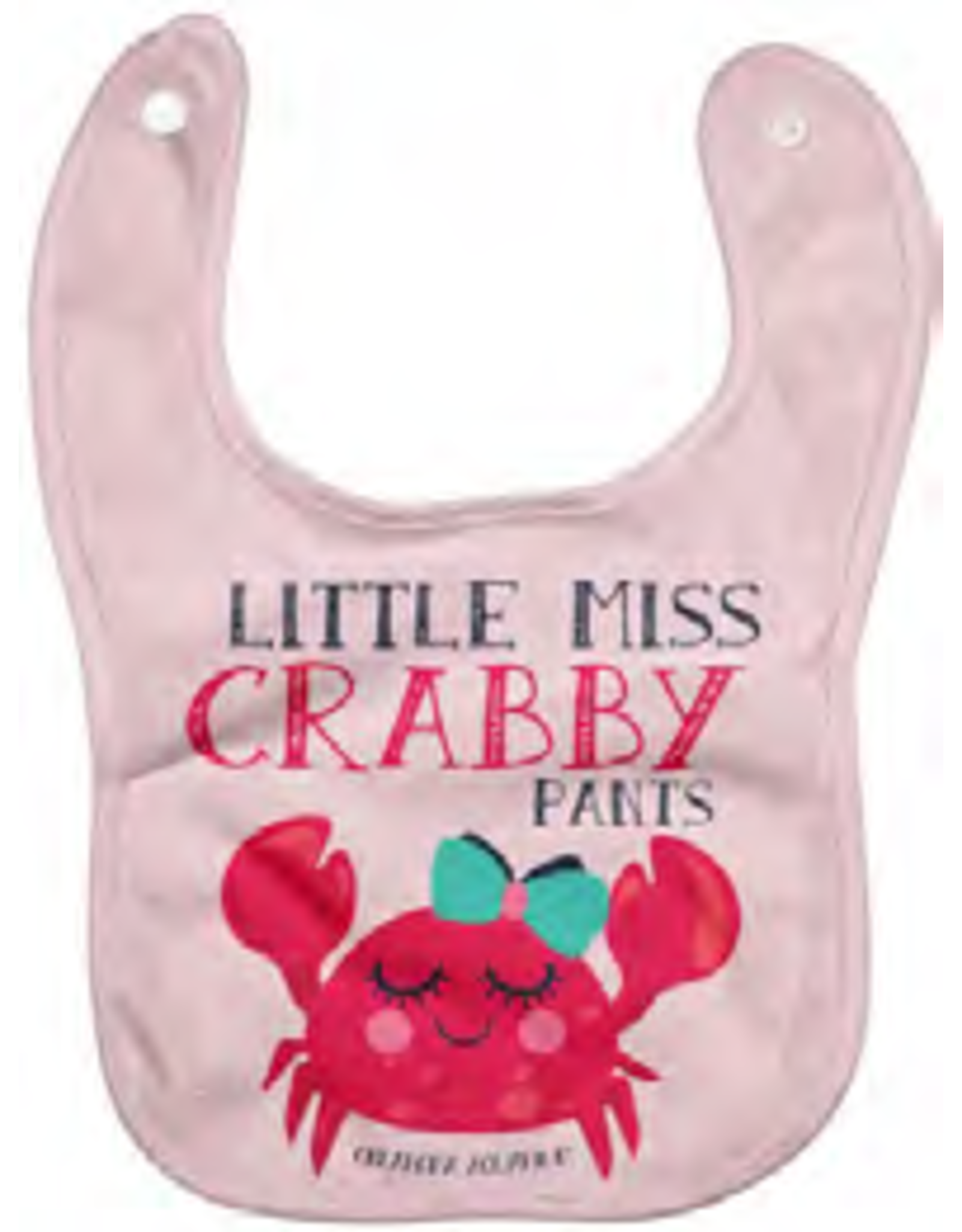Bib- Miss Crabby Pants