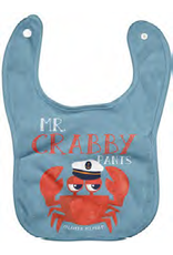 Bib- Mr.Crabby Pants