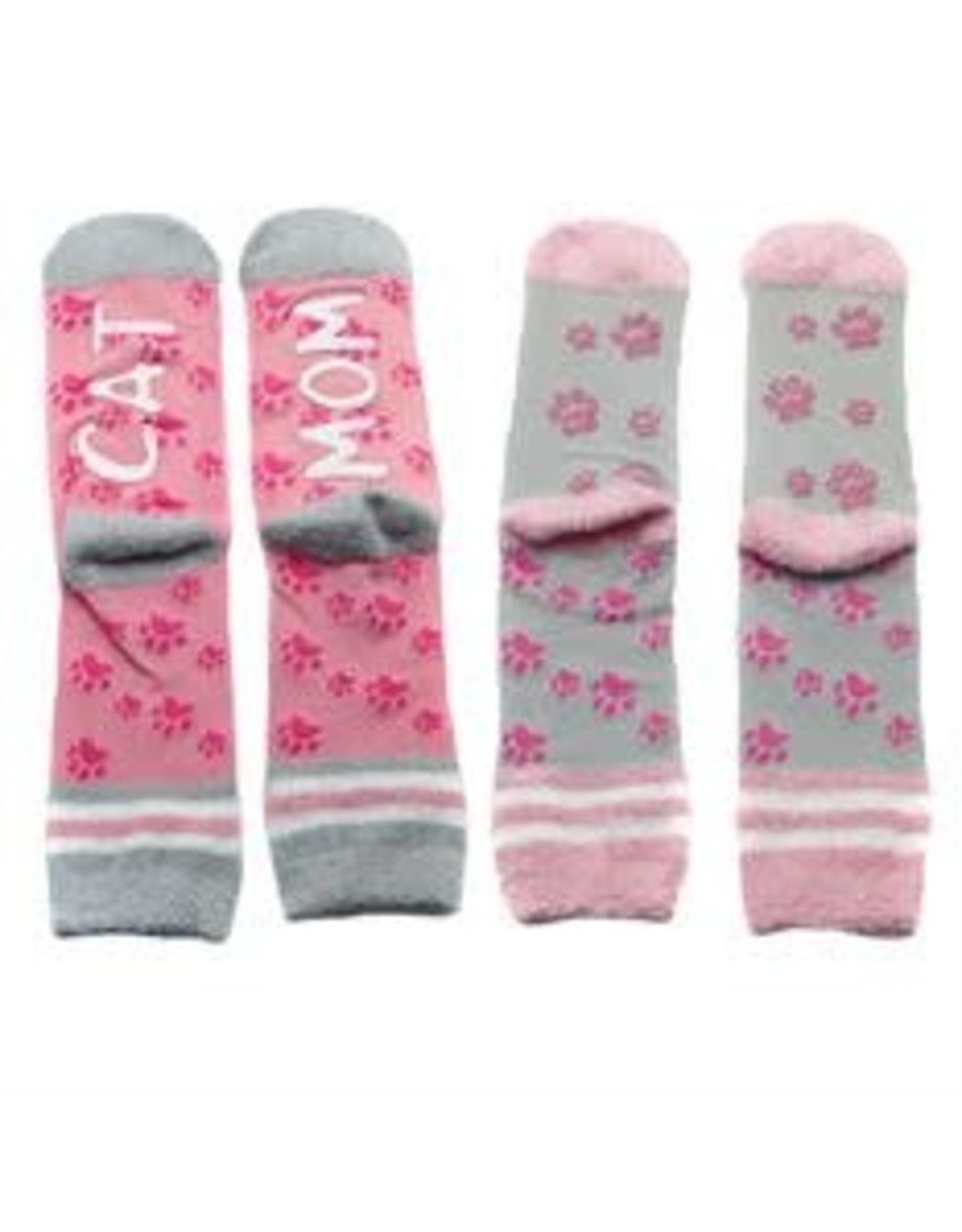 Socks-Cat Mom 11458