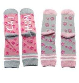 Socks-Cat Mom 11458