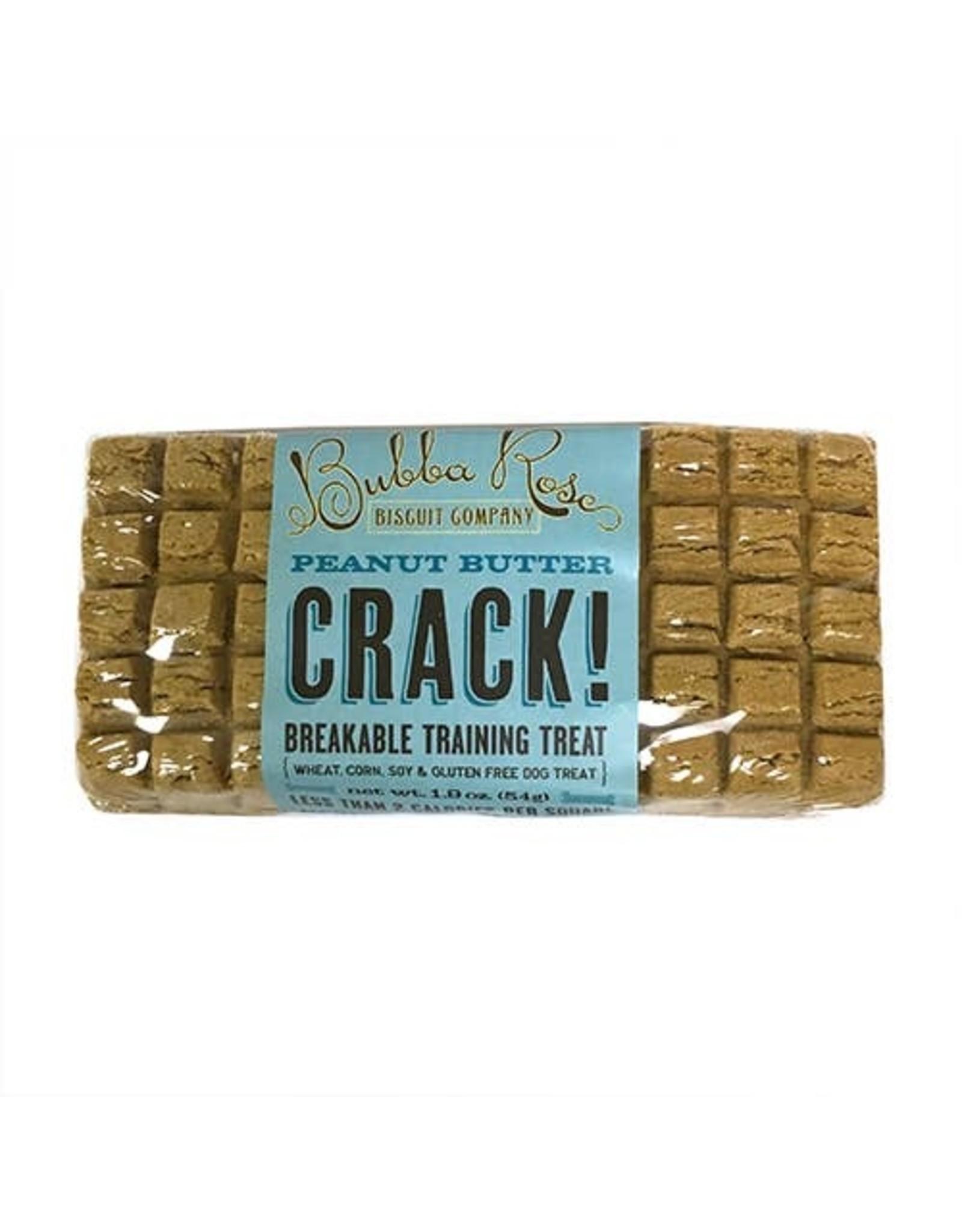 Crack! Bars Peanut Butter