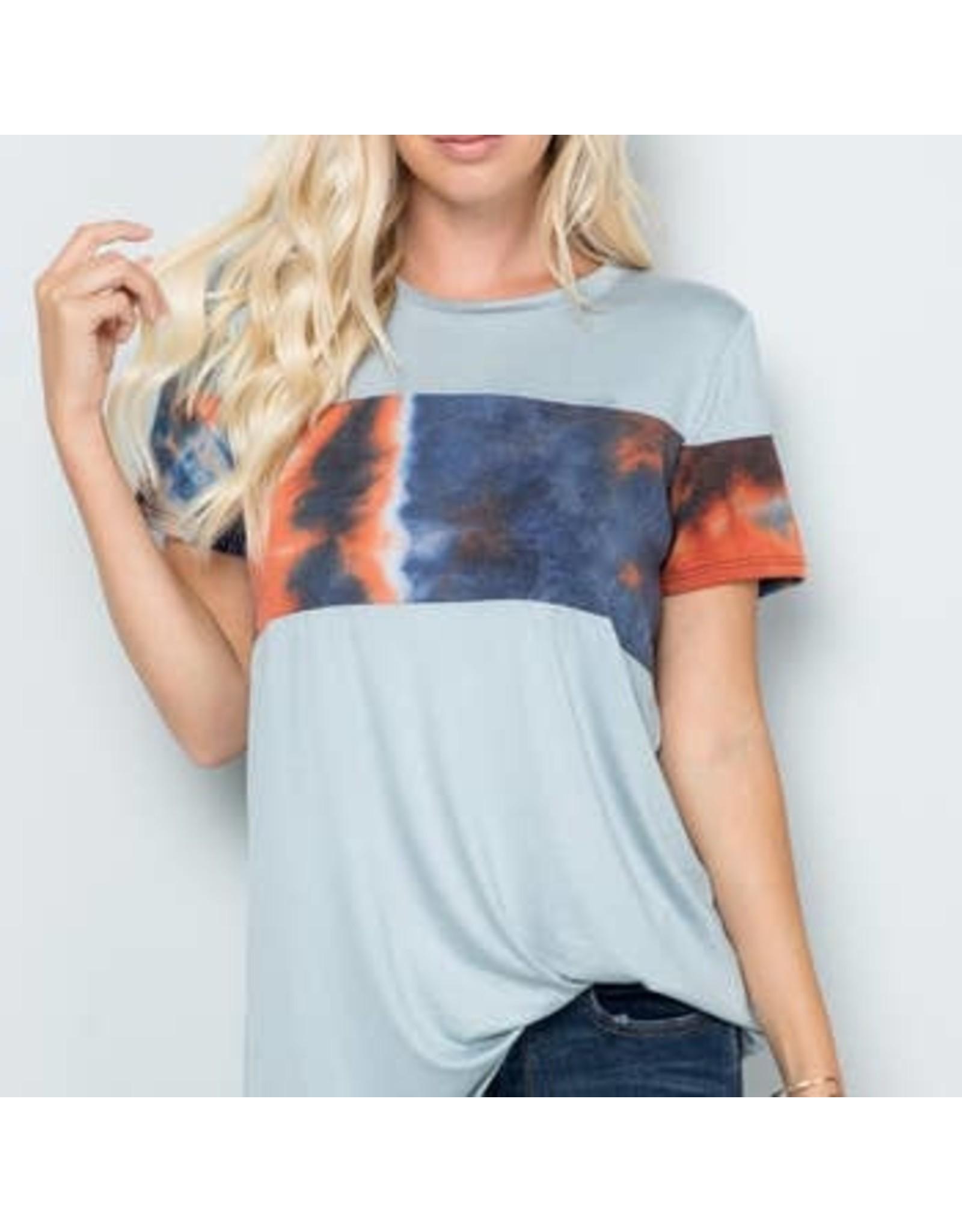 Celeste Clothing Celeste Sage Stripe