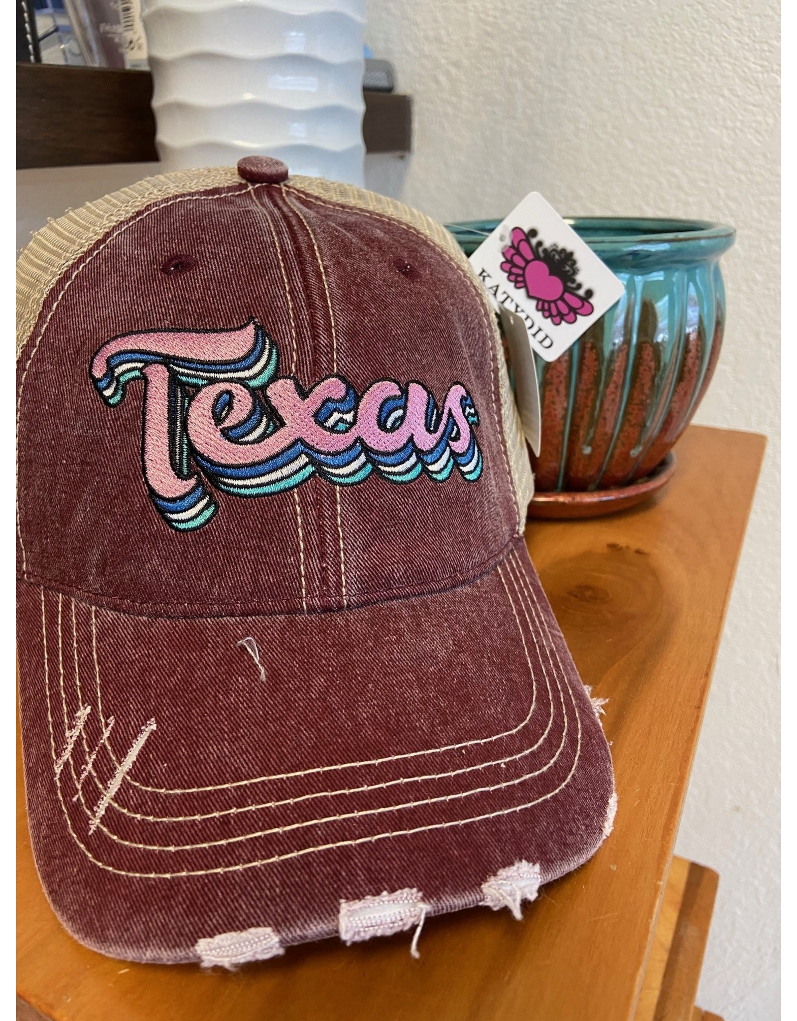 Katydid Texas Trucker Hat