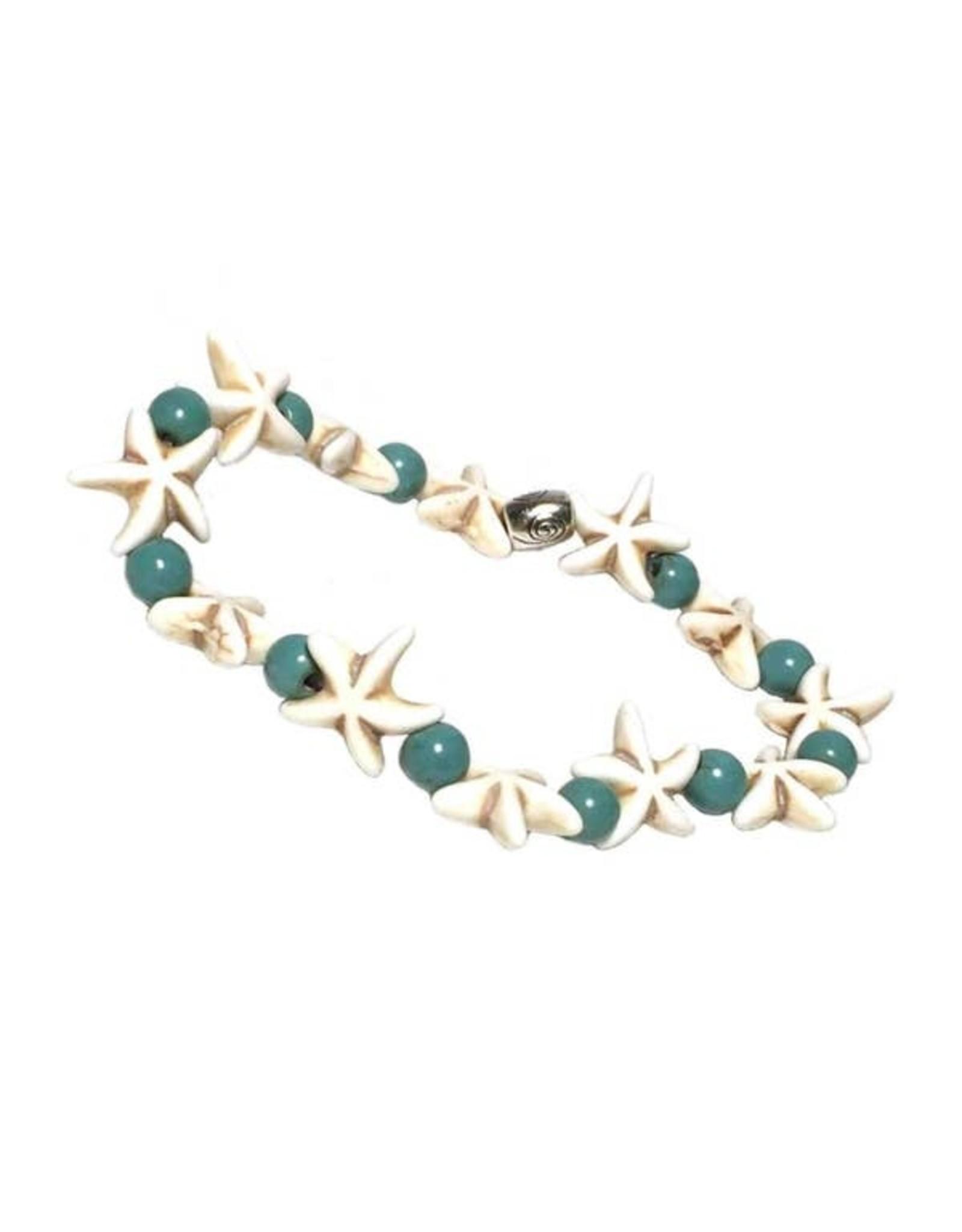 B/L Starfish Stone Ivory & TQ