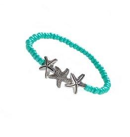 B/L Starfish Silver Zinc TQ Glass