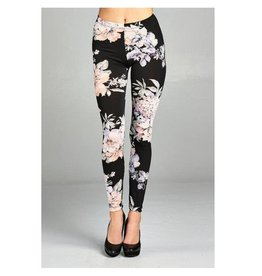 LKLUV Floral Leggings