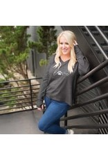 Mary Square Love Sweatshirt