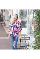 Mary Square Kelly Anne Blouse