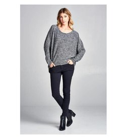 LKLUV Dolman Long Sleeve Sweatshirt