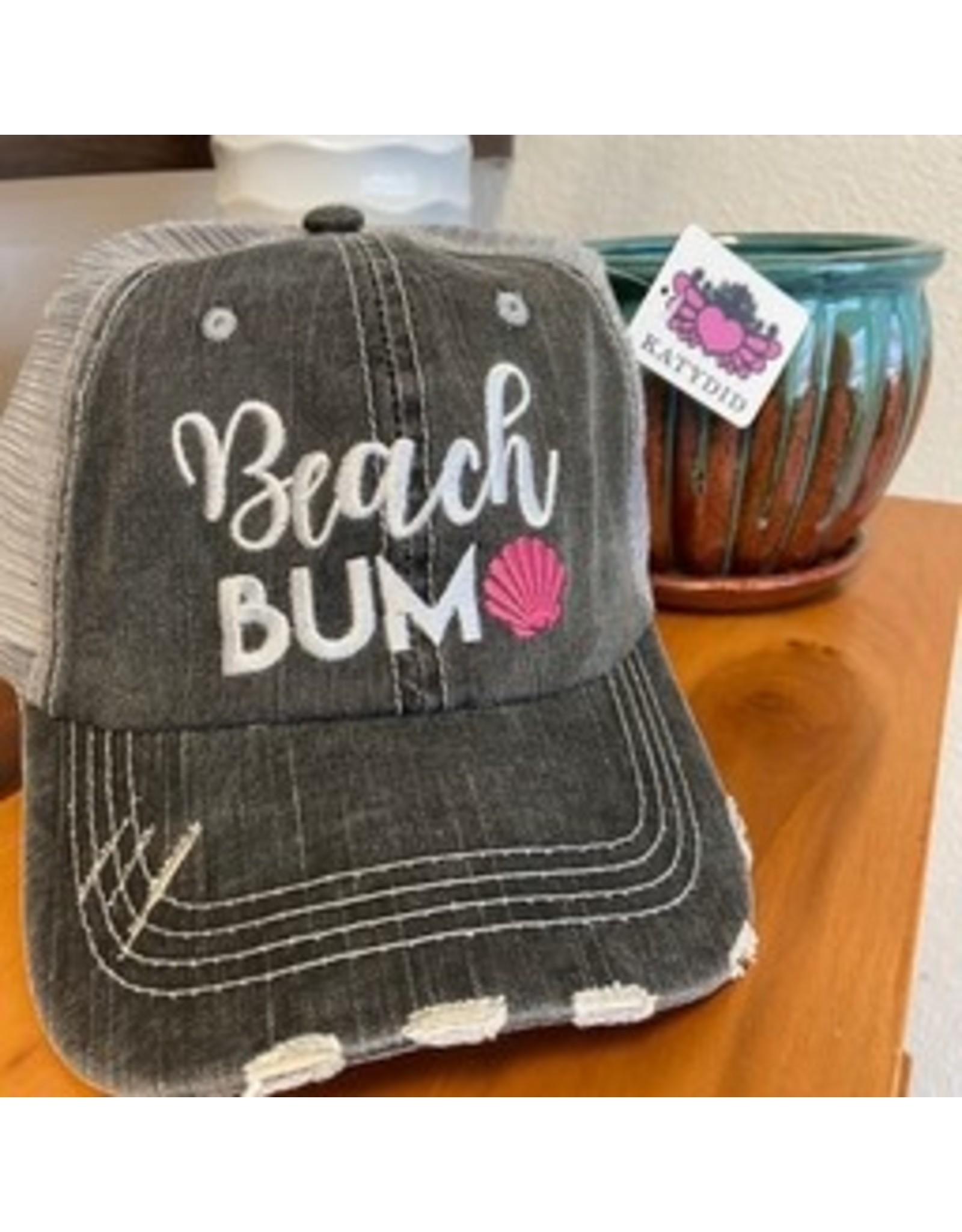 Katydid Beach Bum Trucker Hat
