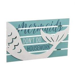 Wall Art- Mermaids Housework
