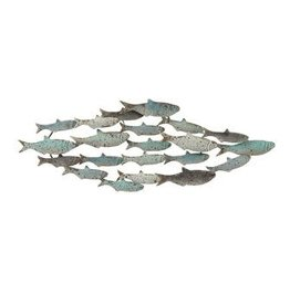 Wall- School of Fish DF0090