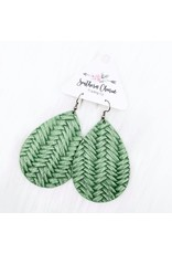 E/R- Green Leaf Braided