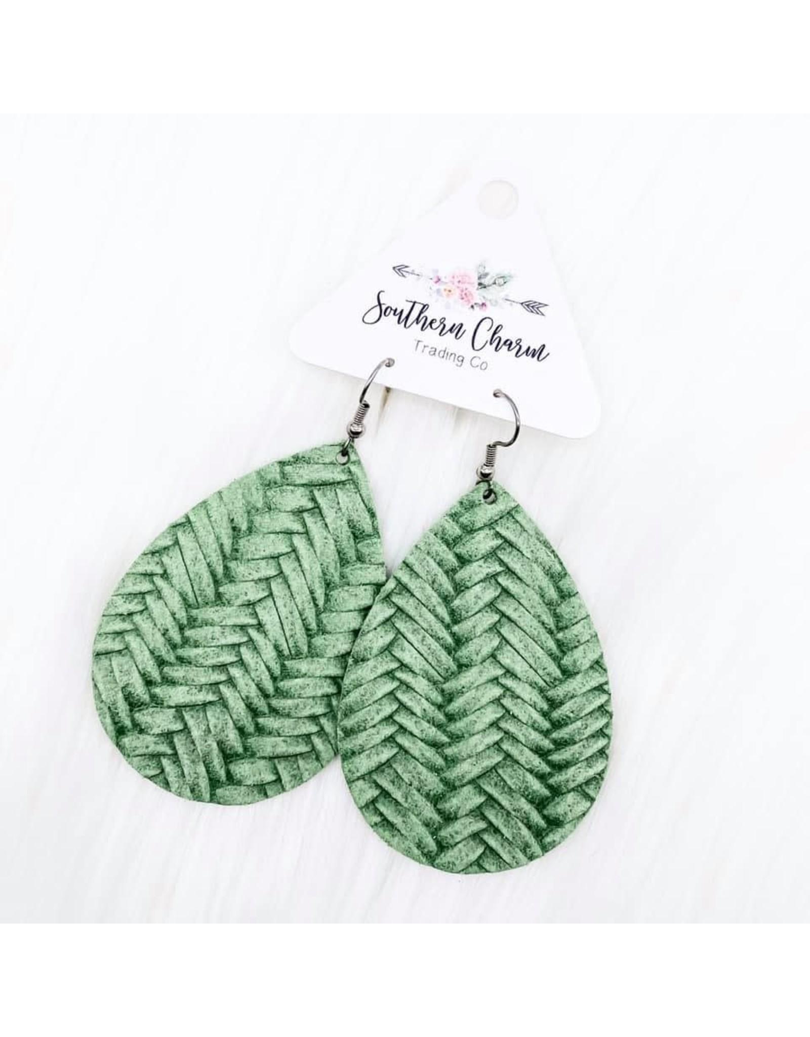 E/R- Green Leaf Braided