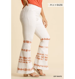 Tie Dye Flare Pants