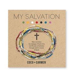 My Salvation Bracelet