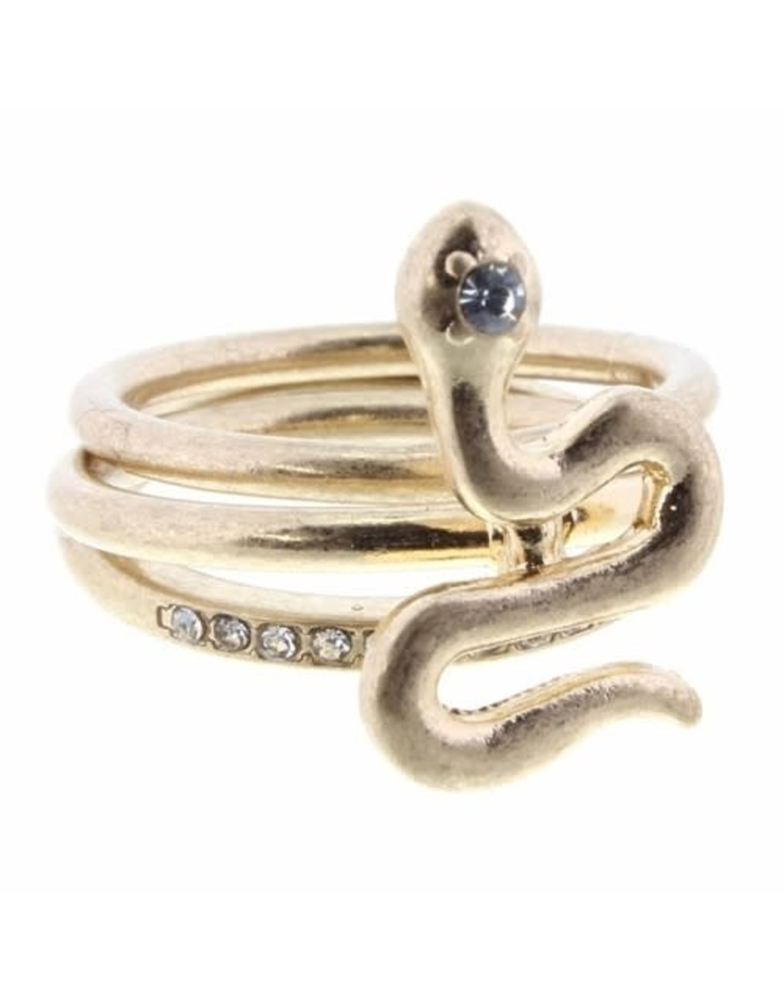 Stackable Gold Rings