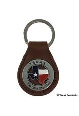Keychain- Texas Flag Flag