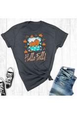 Bella Canvas Hello Fall T-shirt