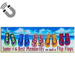 Mag- Flip Flop Foil Memories