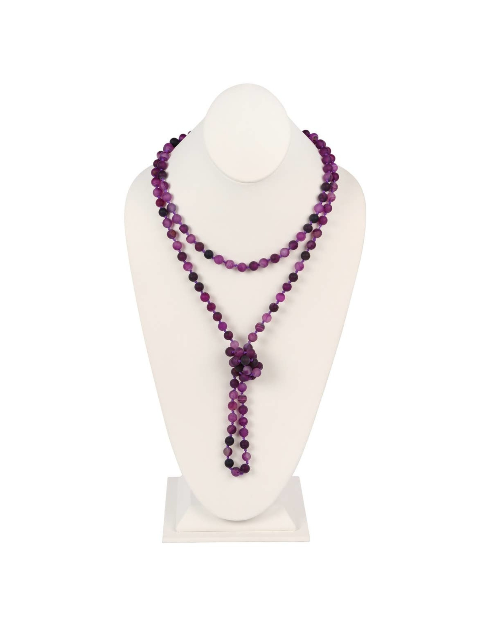 MYS Wholesale Hand Knotted Stone & Beads Necklaces