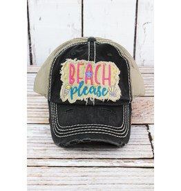 Katydid Beach Trucker Hats