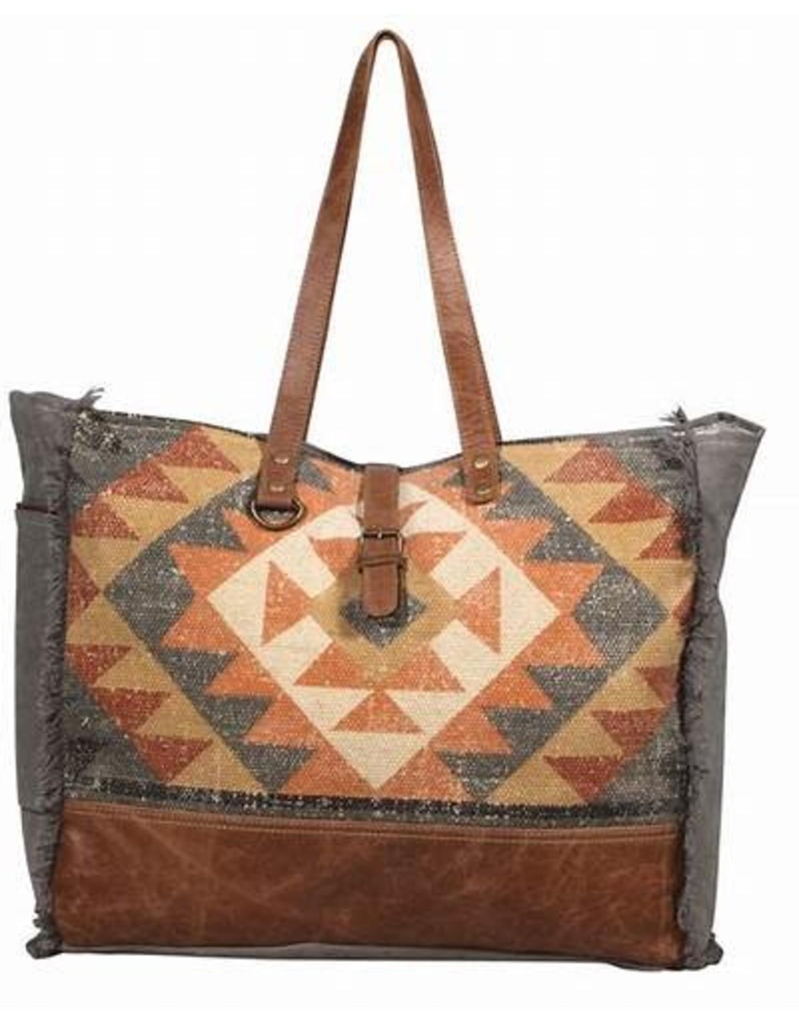 Weekender Bag- Zappy
