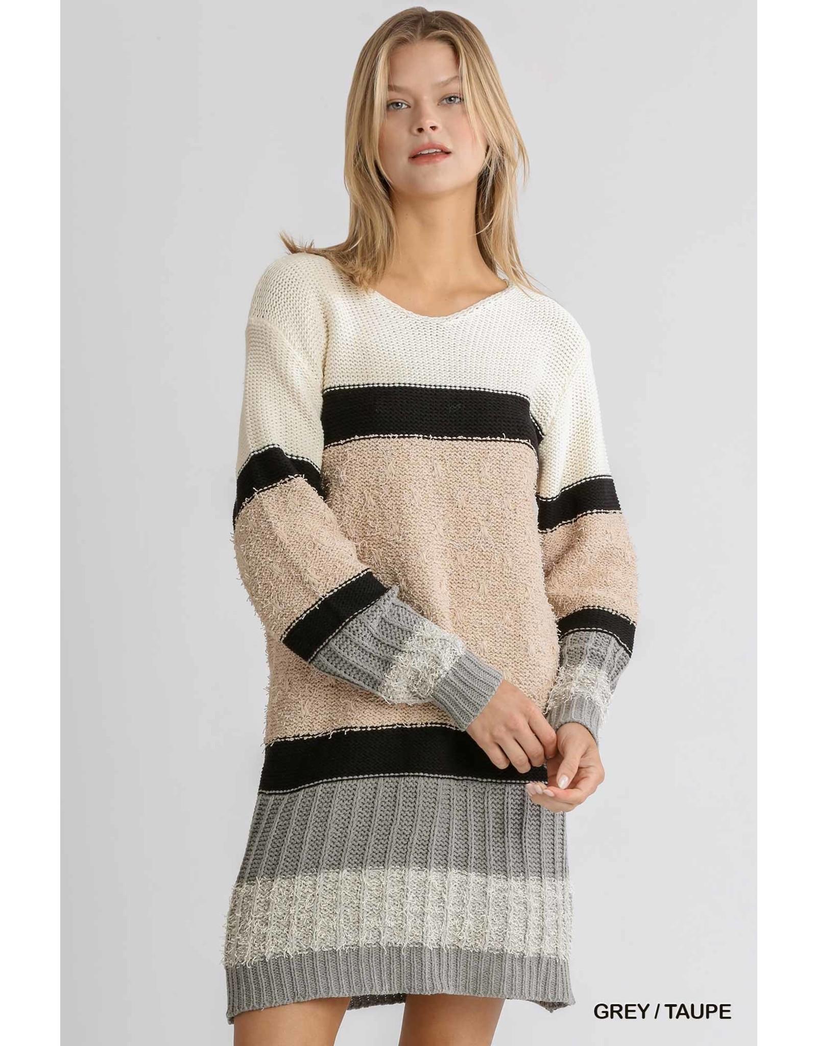 Umgee USA Sweater Dress