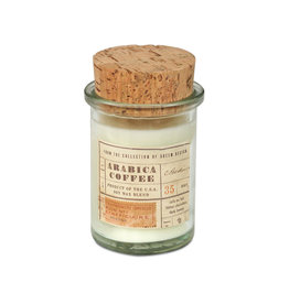Skeem Antiqued Field Jar Soy Candle