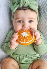 Oli and Carol Natural Rubber Fruit and Vegetable Teether