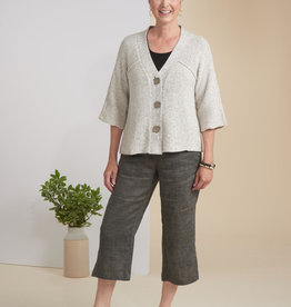 Habitat Basket Weave Swing Cotton Cardigan