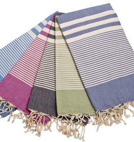 Derin International, Inc Authentic Turkish Towels