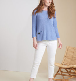 Habitat One Button Pocket Sweater