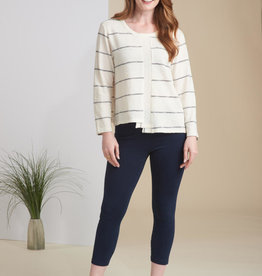 Habitat Striped Boxy Pullover Sweater