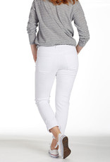 JAG Classic White Denim Girlfriend Jean