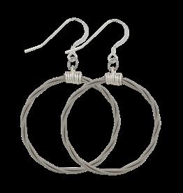 High Strung Studios Song Circle Earrings