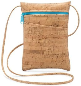 Natalie Therese Cork Be Lively Mini Cross Body