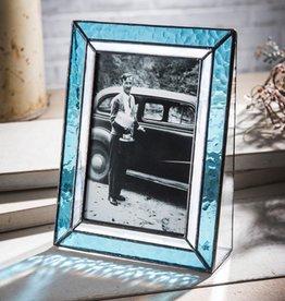J Devlin Light Blue Vertical Frame