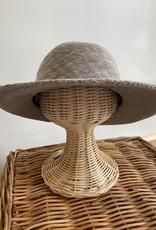 Cotton Turn Brim Packable Hat