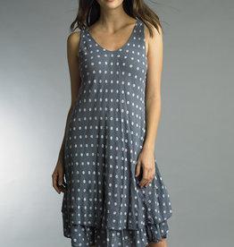 Tempo Paris Polka Dot Dress