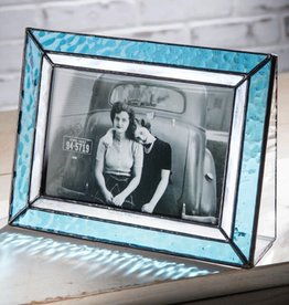 J Devlin Light Blue Horizontal Frame