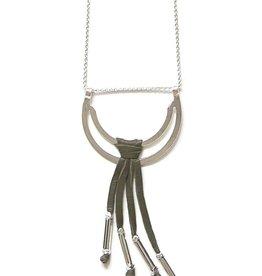 Fair Anita Pasadena Tassel Necklace