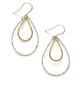 Fair Anita Teardrop Dangle Earring