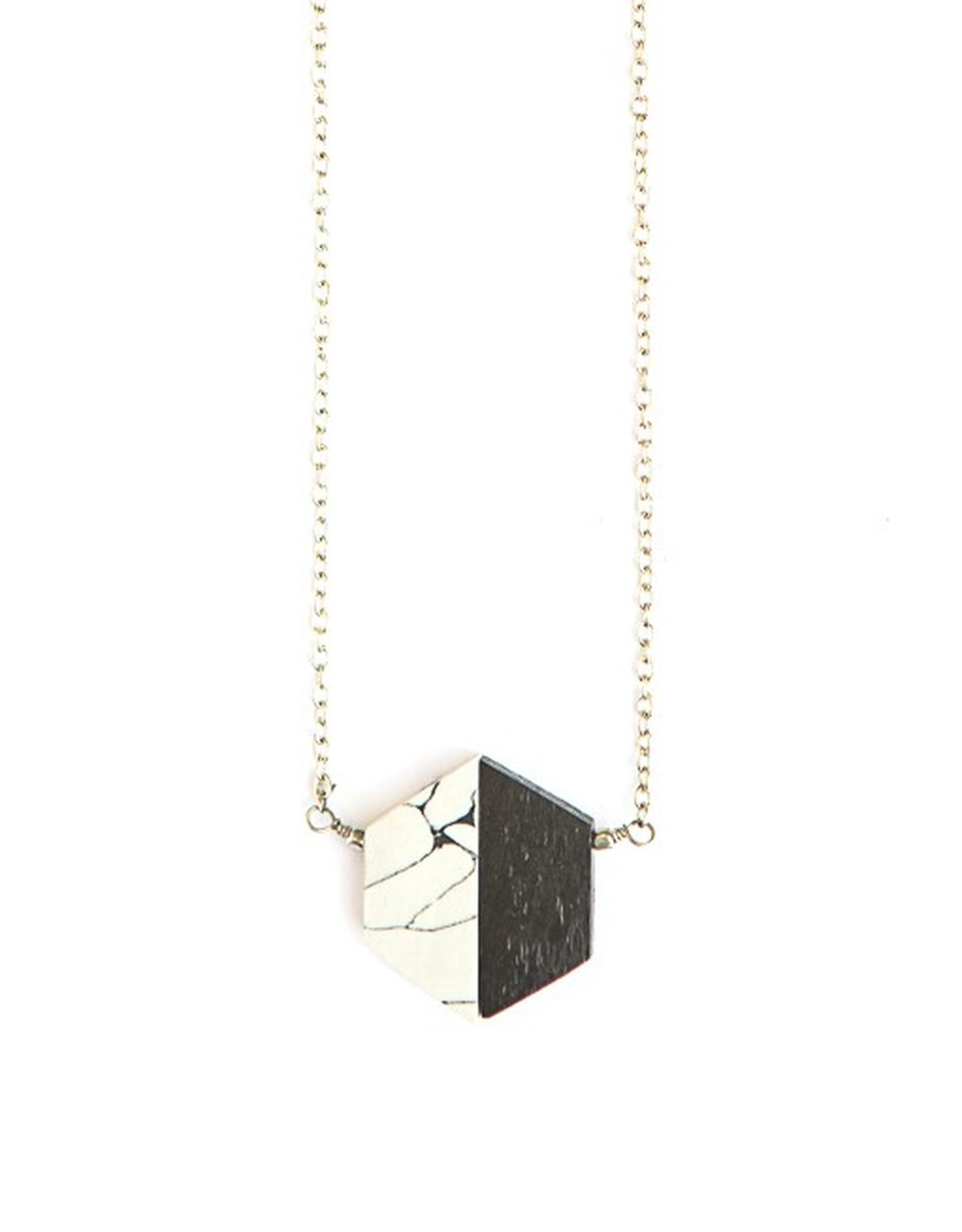 Fair Anita Geometry Necklace