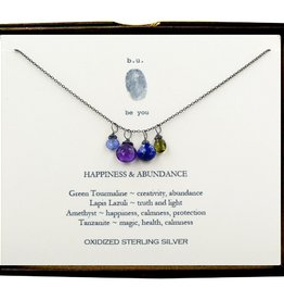 B. U. Happiness & Abundance Necklace
