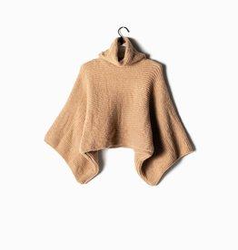 Look by M Turtleneck Kimono Sweater