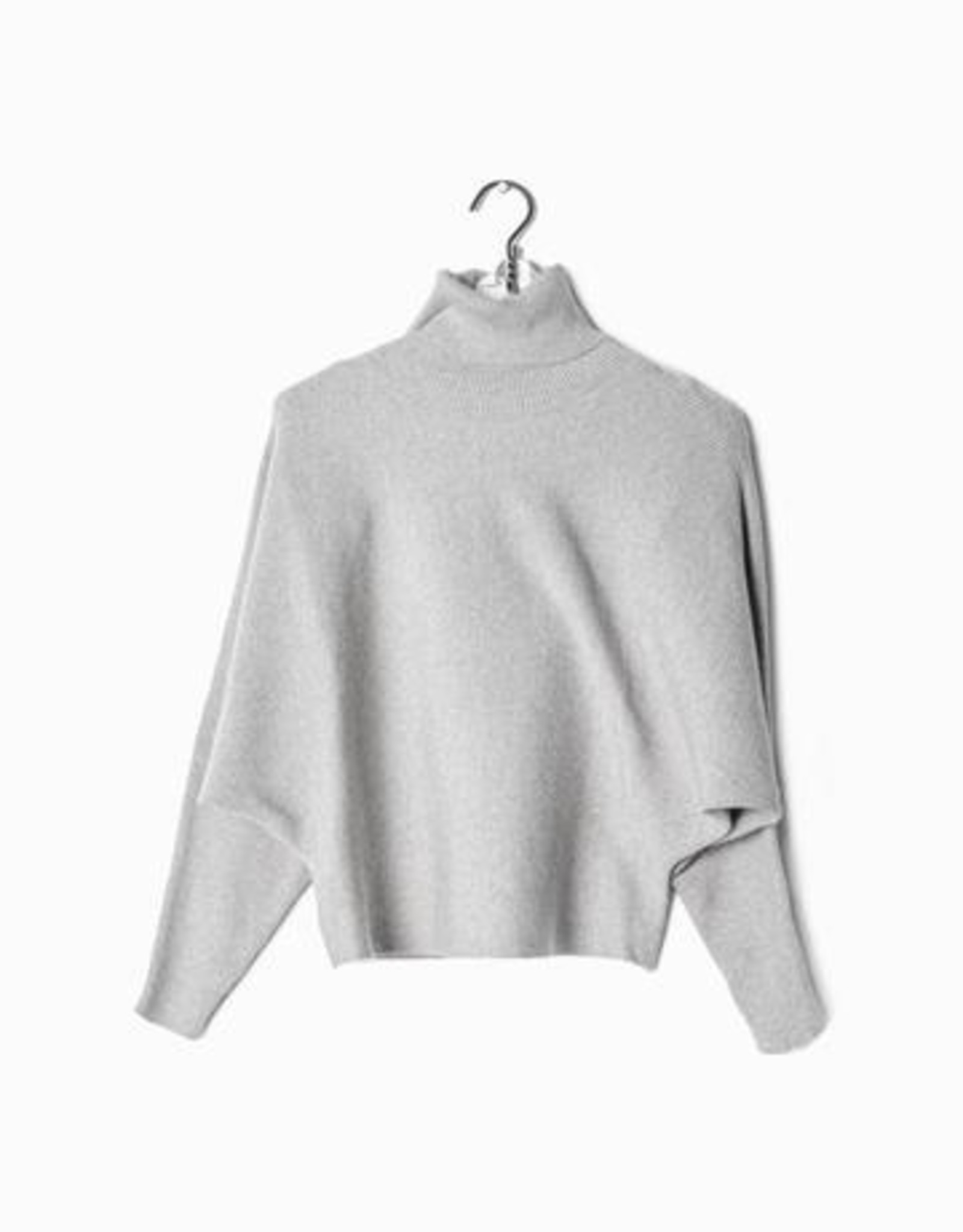 Look by M Ribbed Cocoon Sweater