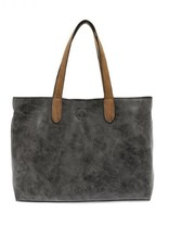 Joy Susan Accessories Distressed Mariah Convertible Tote