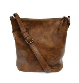 Joy Susan Accessories Nori Crossbody Bucket Bag Convertible Tote